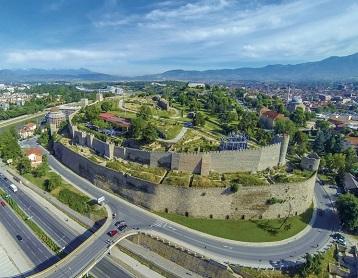 Скопска тврдина Кале