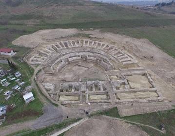 Антички театар Скупи